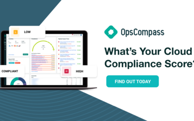 Do You Know Your Cloud Compliance Score?