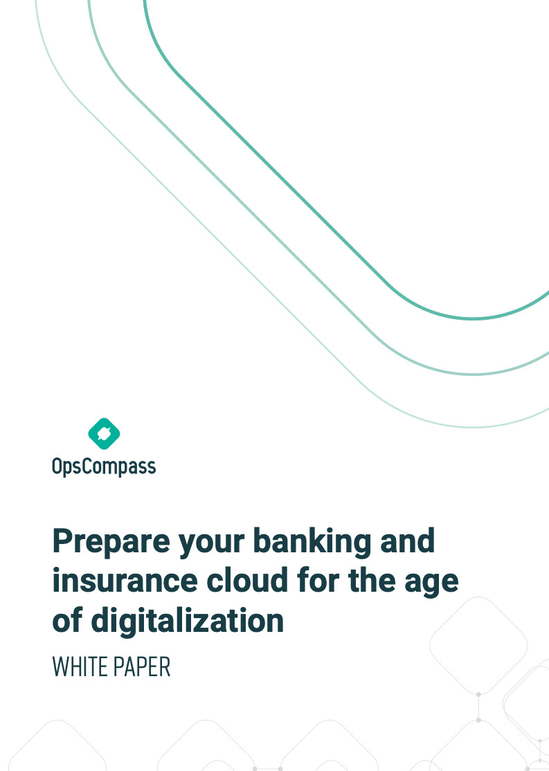 Bank and insurance cloud whitepaper