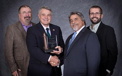 Beacon of Light award winners