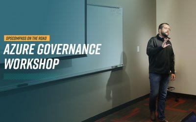 Azure Governance Workshop