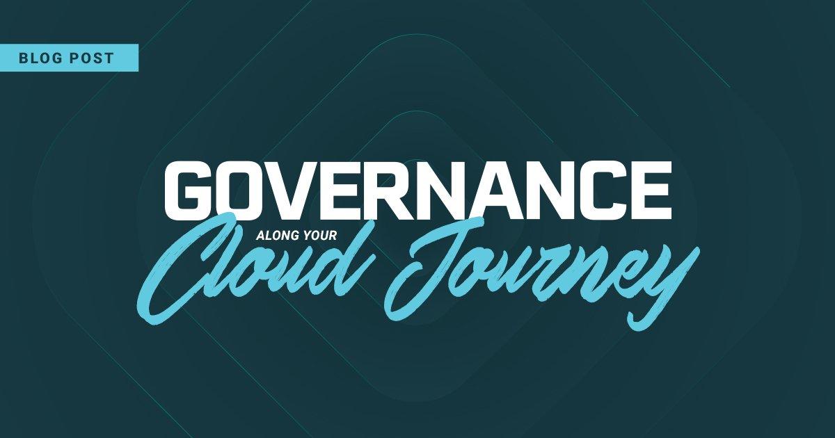 Governance Cloud Journey