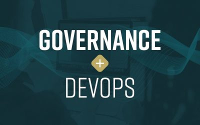 Governance plus DevOps