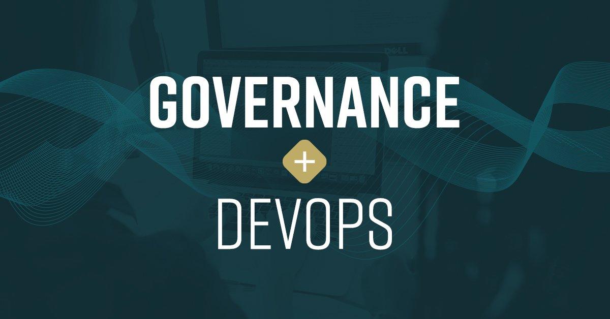 Governance plus DevOps