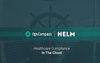 OpsCompass healthcare compliance announcement