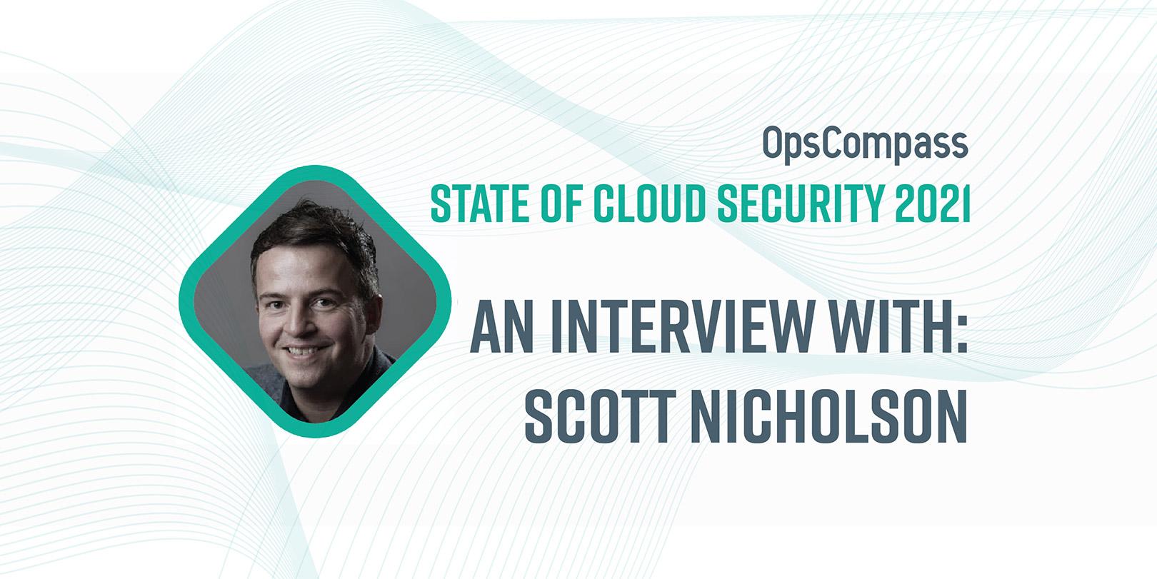 Scott Nicholson Interview