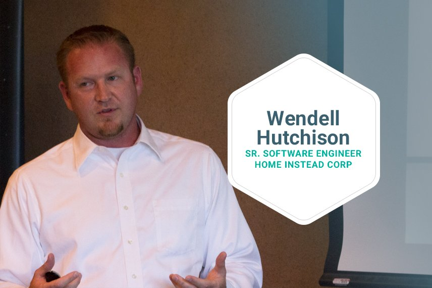 Wendell Hutchison, Sr. Software Engineer, Home Instead Corp